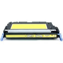TONER COMPATIBLE HP Q7582A AMARILLO CALIDAD PREMIUM 6.000 PAGINAS