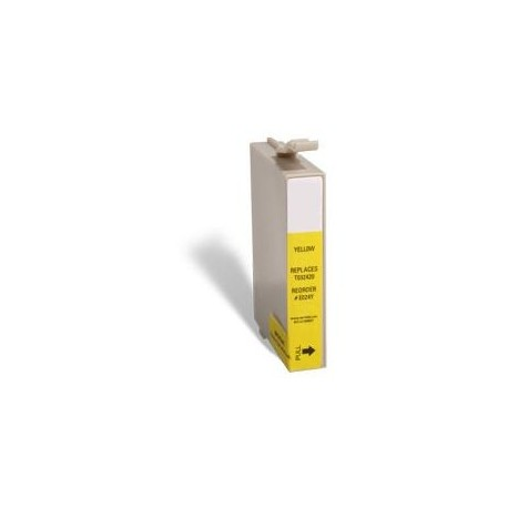 Cartucho de tinta compatible con Epson T032440 Yellow