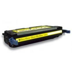 TONER COMPATIBLE HP Q7562A AMARILLO CALIDAD PREMIUM 3.500 PAGINAS