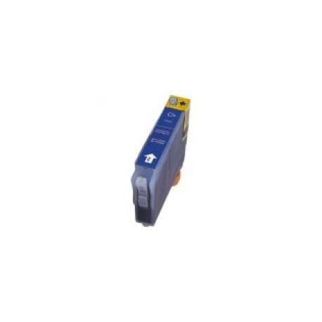 Cartucho de tinta compatible con Canon BCI8C Cyan