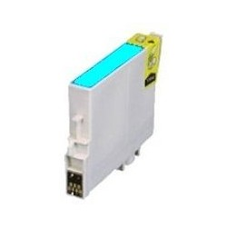 Cartucho de tinta compatible con Epson T033540 Light Cyan