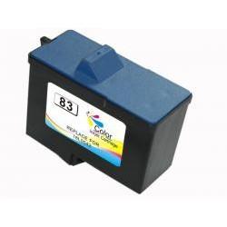 Cartucho de tinta compatible con Lexmark 18L0042 Tricolor N83