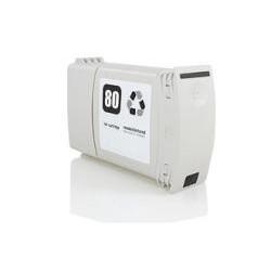 CARTUCHO COMPATIBLE HP 80 NEGRO C4871A 400ML