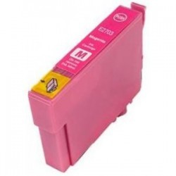 CARTUCHO COMPATIBLE EPSON T2713 (27XL) MAGENTA 15ML