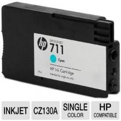 CARTUCHO COMPATIBLE HP 711 CYAN CZ130A 26ML
