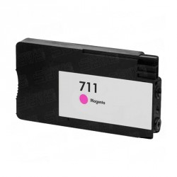 CARTUCHO COMPATIBLE HP 711 MAGENTA CZ131A 26ML