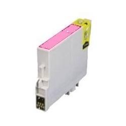 Cartucho de tinta remanufacturado para Epson T061340 Magenta 18,2 ML