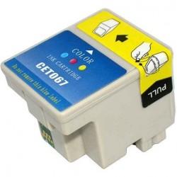 Tinta Compatible EPSON T067040 Tricolor