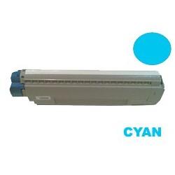 TONER COMPATIBLE OKI ES8451 ES8461MFP CYAN 44059258 9.000PG