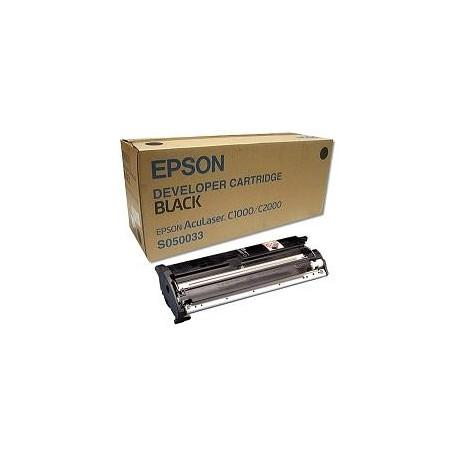 Cartucho de toner compatible con Epson S050033 Black 6000 Paginas