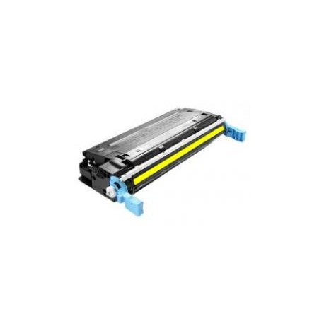 Toner compatible con HP Q5952A Amarillo (11.000 paginas)
