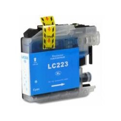 CARTUCHO TINTA COMPATIBLE BROTHER LC223 LC221 CYAN