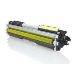 Toner compatible con HP CE312A AMARILLO 126A CANON 729 367B002 1.000pg