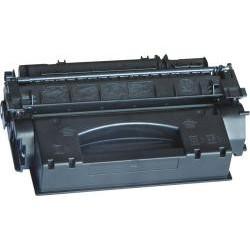 Toner compatible HP Q7553X Q5949X Black 7k