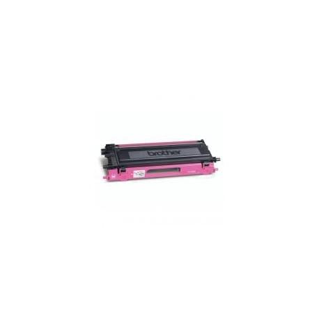 Toner compatible con Brother TN130/135 Magenta 4.000 pag