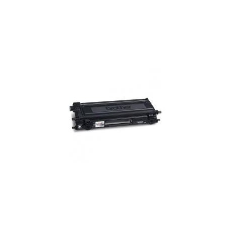 Toner compatible con Brother TN130/135BK Negro 5.000 pag