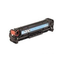 Toner compatible HP CC531A Nº 304A CANON 718 2661B002 CYAN 2.8k