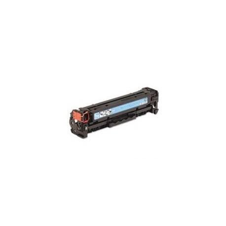 Toner compatible HP CC531A Nº304A CANON 718 2661B002 CYAN 2.800PG