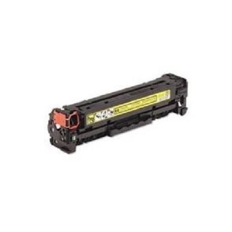 TONER COMPATIBLE HP CC532A Nº304A CANON MF 8350CDN LBP7200CDN AMARILLO 2.800PG
