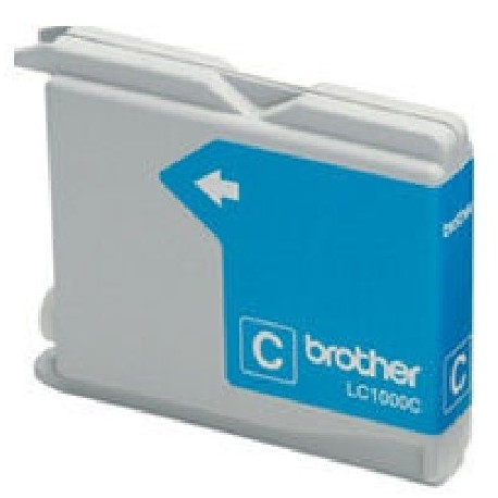 Cartucho de tinta compatible con Brother LC970C Cyan (35ML)