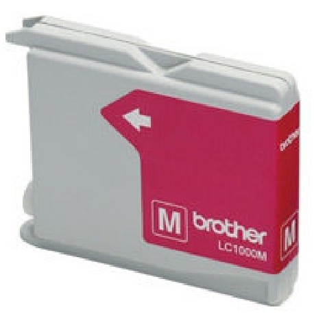 Cartucho de tinta compatible con Brother LC970M Magenta(35ML)