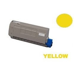 TONER COMPATIBLE OKI EXECUTIVE ES7411/ES3032 AMARILLO 11.500PG