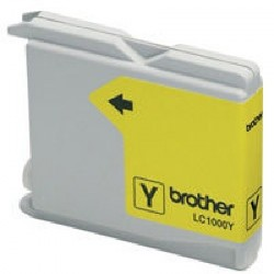 Cartucho de tinta compatible con Brother LC970Y Yellow (35 ML)