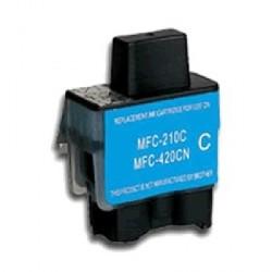 Cartucho de tinta compatible con Brother LC900C Cyan (17,5ML)