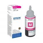 Bote Epson T6643 de tinta de color magenta