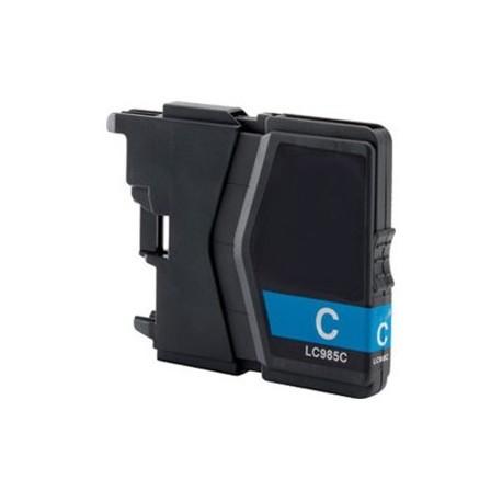 Cartucho de tinta compatible con LC985C Cyan (19,5 ML )