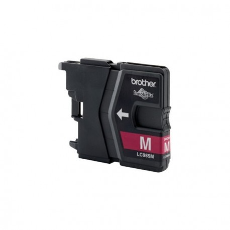 Cartucho de tinta compatible con LC985M Magenta (19,5 ML )