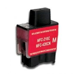 Cartucho de tinta compatible con Brother LC900M Magenta (17,5ML)