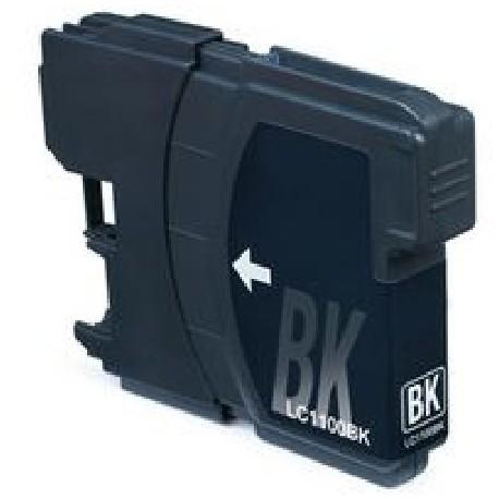 Cartucho de tinta compatible con Brother LC980BK Black (15 ML)