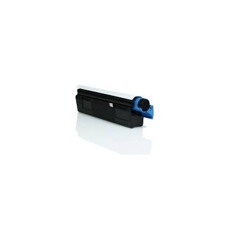 Cartucho de toner compatible con Oki 42804515 Cyan (3.000 pag)