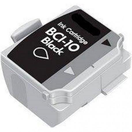 Cartucho de tinta compatible con Canon BCI10BK Black