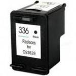 Cartucho de tinta remanufacturada con HP C9362E Black N336 (9ML)
