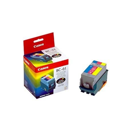 Cartucho de tinta compatible con Canon BCI61C Tricolor
