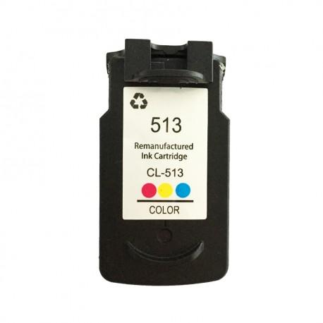 Cartucho compatible con Canon CL-513 Tricolor 16ML.