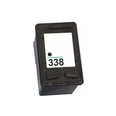 Cartucho de tinta remanufacturado con HP C8765E Black N338 25 ML