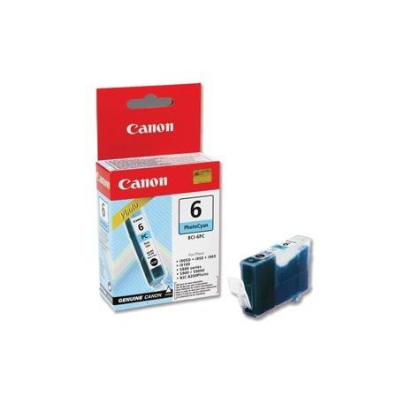 Cartucho de tinta compatible con Canon BCI6PC Cyan Photo