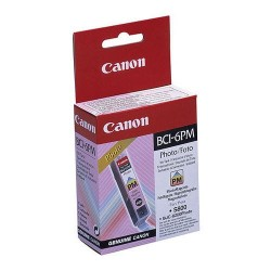Cartucho de tinta compatible con Canon BCI6PM Magenta Photo