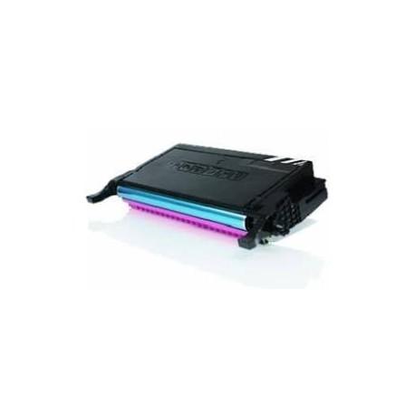 TONER GENERICO SAMSUNG CLP-610ND/660N/660ND CLX/6200ND/6210FX/6240FX MAGENTA 5000C.