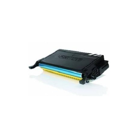 TONER GENERICO SAMSUNG CLP-610ND/660N/660ND CLX/6200ND/6210FX/6240FX YELLOW 5000C.