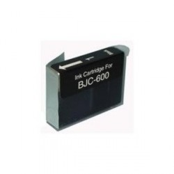 Cartucho de tinta compatible con Canon BJI201B Black