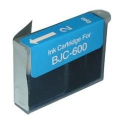Cartucho de tinta compatible con Canon BJI201C Cyan