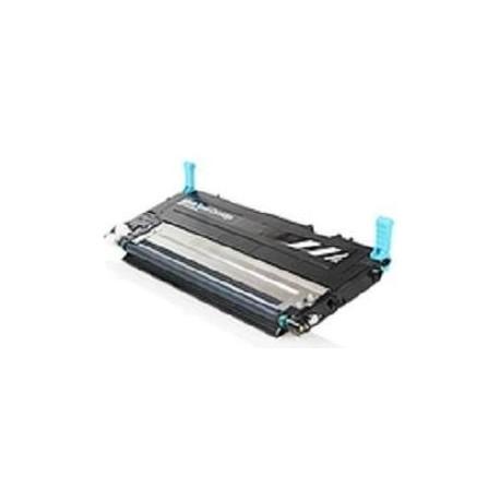 Toner compatible con Samsung CLP310 CLP315 Cyan (1,500 Pag.) CLT-C4092S