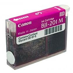 Cartucho de tinta compatible con Canon BJI201M Magenta