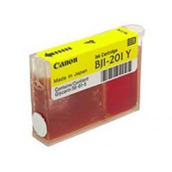 Cartucho de tinta compatible con Canon BJI201Y Yellow