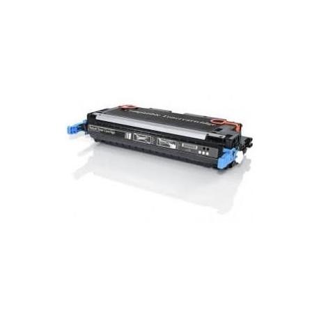 Cartucho de toner remanufacturado con HP Q6470A Black (6.000 paginas)