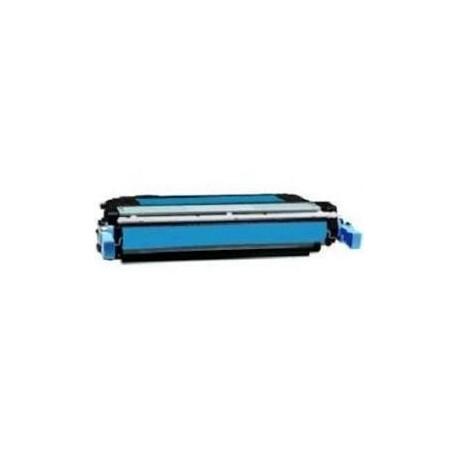 Cartucho de toner Compatible con CB401A Cyan (7.500 pag )